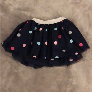 Gymboree size 2 tutu skirt